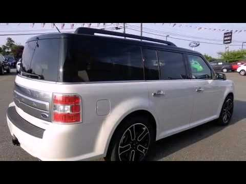 Ford Flex Limited W Ecoboost In Bedford Va