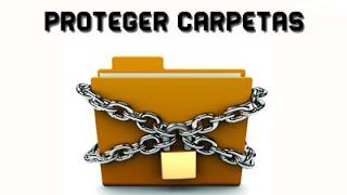 Como Poner Contraseña a Carpetas y Archivos