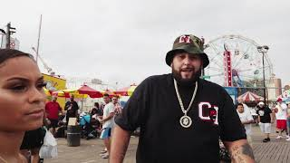 """NEMS drops an official video for """"Love Love"""" featuring Zandra Kaya aka Zee Funk; an unreleased record from the acclaimed """"Gorilla Monsoon"""" album. Directed ..."""