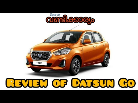Review of Datsun GO- Vandikkaryam
