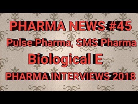 PN #45 | Pulse Pharma SMS Pharma Biological E Pharma Interviews for Freshers Experience|Pharma Guide
