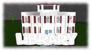 Roblox | BIBLIOTHEK | Bloxburg
