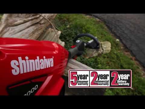 Shindaiwa T3000 String Trimmer Review