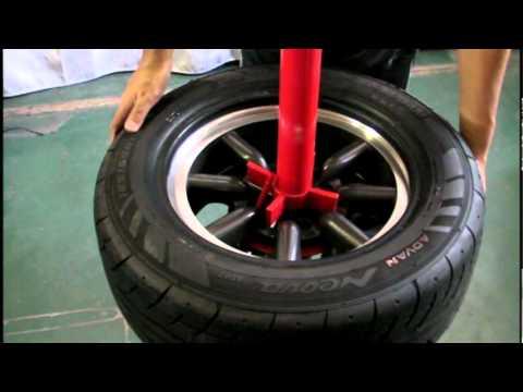 1万円以下の手動タイヤチェンジャーを買ってみた