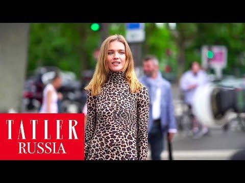Самые стильные гости Недели высокой моды в Париже
