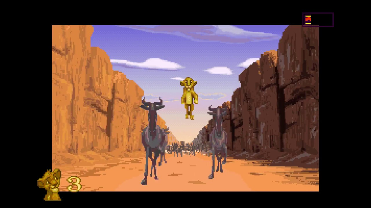 Lion King 4 The Stampede 1994 Ms Dos Youtube