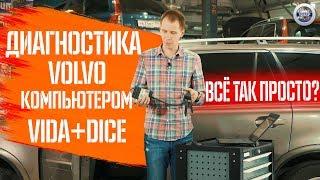 Компьютерная диагностика Volvo с VIDA Online | VIDA DiCE I Почему это не просто считать коды ошибки?
