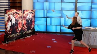 Pies in the Face with Julianne Moore