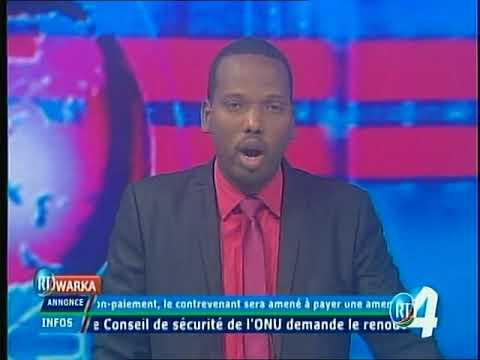 RTD : Journal Somali du 19/04/2018