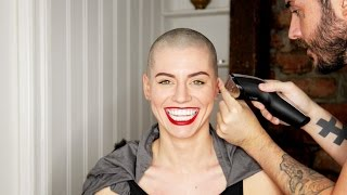 10 REASONS TO SHAVE YOUR HEAD (plus cons against it) | Sorelle Amore thumbnail