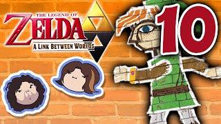 Zelda A Link Between Worlds: Insomplements - PART 10 - Game Grumps