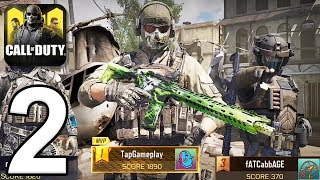 Call of Duty: Mobile - Gameplay Walkthrough Part 2 - Premium Battle Pass (iOS, Android)