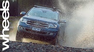 2019 Ford Everest video review | Wheels Australia