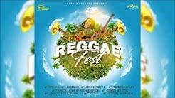 Reggae Fest Riddim Mix  March 2017 (DJ Frass Records) Mix by Djeasy