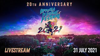 Uppsala Reggae Festival 2021 - 20th Anniversary [Official Live Stream]