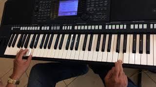 """Dạy organ cấp tốc """" hướng dẫn Intro Rumba C Đô Trưởng """" phần 1"""
