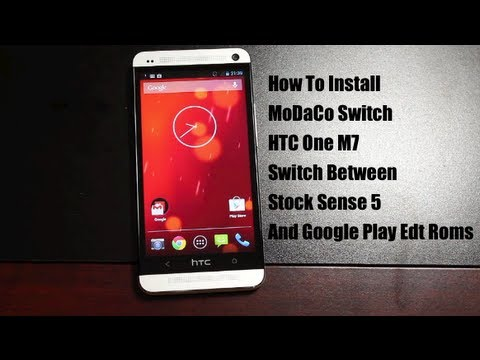 htc one m7 google play edition rom