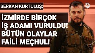 VURULAN İŞ ADAMLARININ HEPSİ FAİLİ MEÇHUL! - Serkan Kurtuluş A3 Haber Röportajı