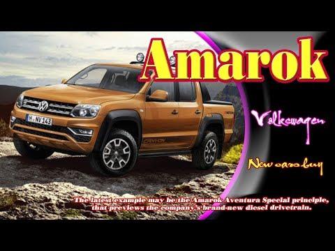 2020 Volkswagen Amarok | 2020 Volkswagen Amarok Aventura | 2020 vw amarok dark label