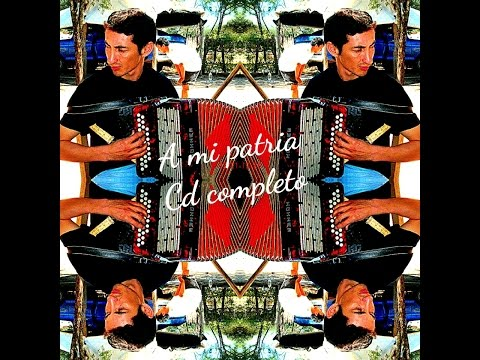 "Diego Garcia - ""A mi patria"" 2010 (CD COMPLETO)"