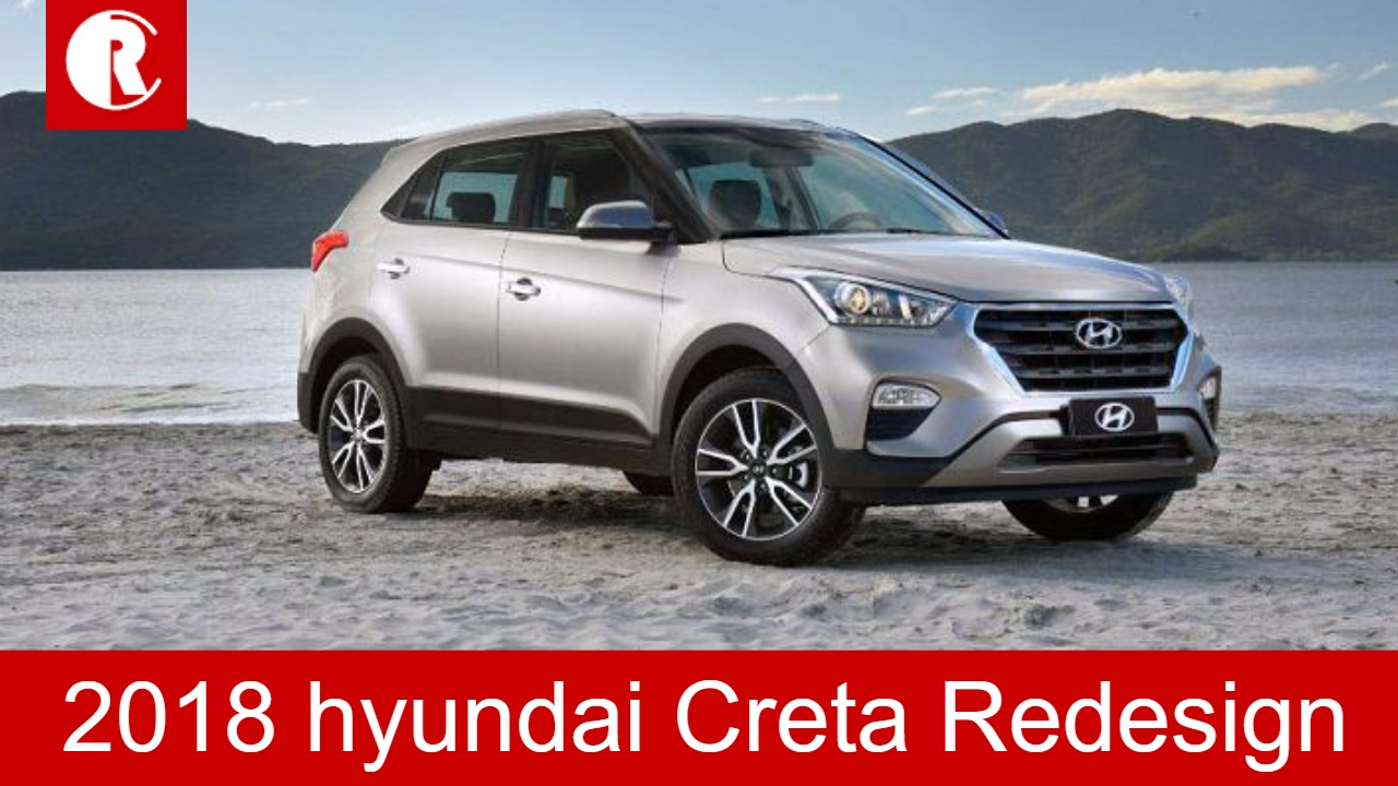 2018 Hyundai Creta Redesign Youtube