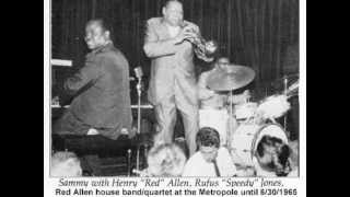Henry Red Allen 1965-8 + Sammy Price - Patrol Wagon Blues unissued-#2 (audio)