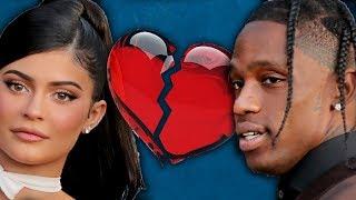 Kylie Jenner & Travis Scott Break Up - Stormi Custody Explained
