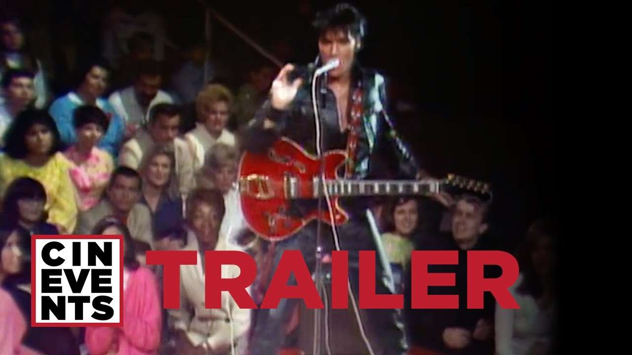 Elvis: '68 Comeback Special - 50th Anniversary IN CINEMAS 16TH AUGUST