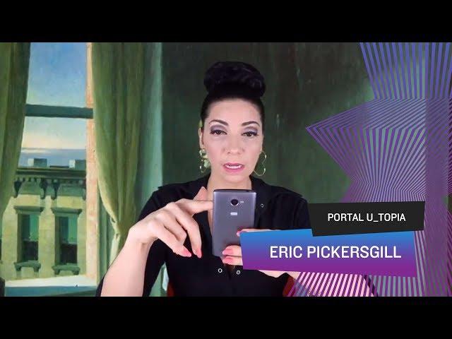 Portal U_topia - Eric Pickersgill, a era dos smartphones, solidão e Edward Hopper