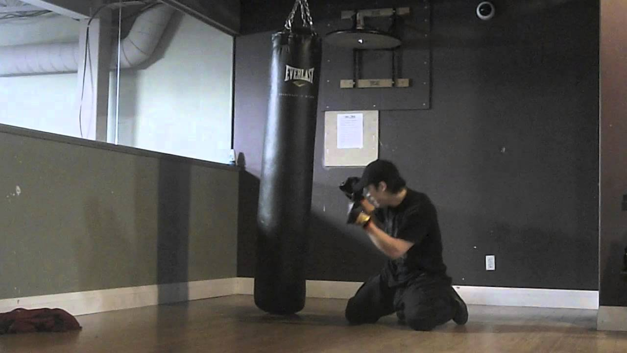 Heavy Bag Workout March 15 2017 Anytime Fitness