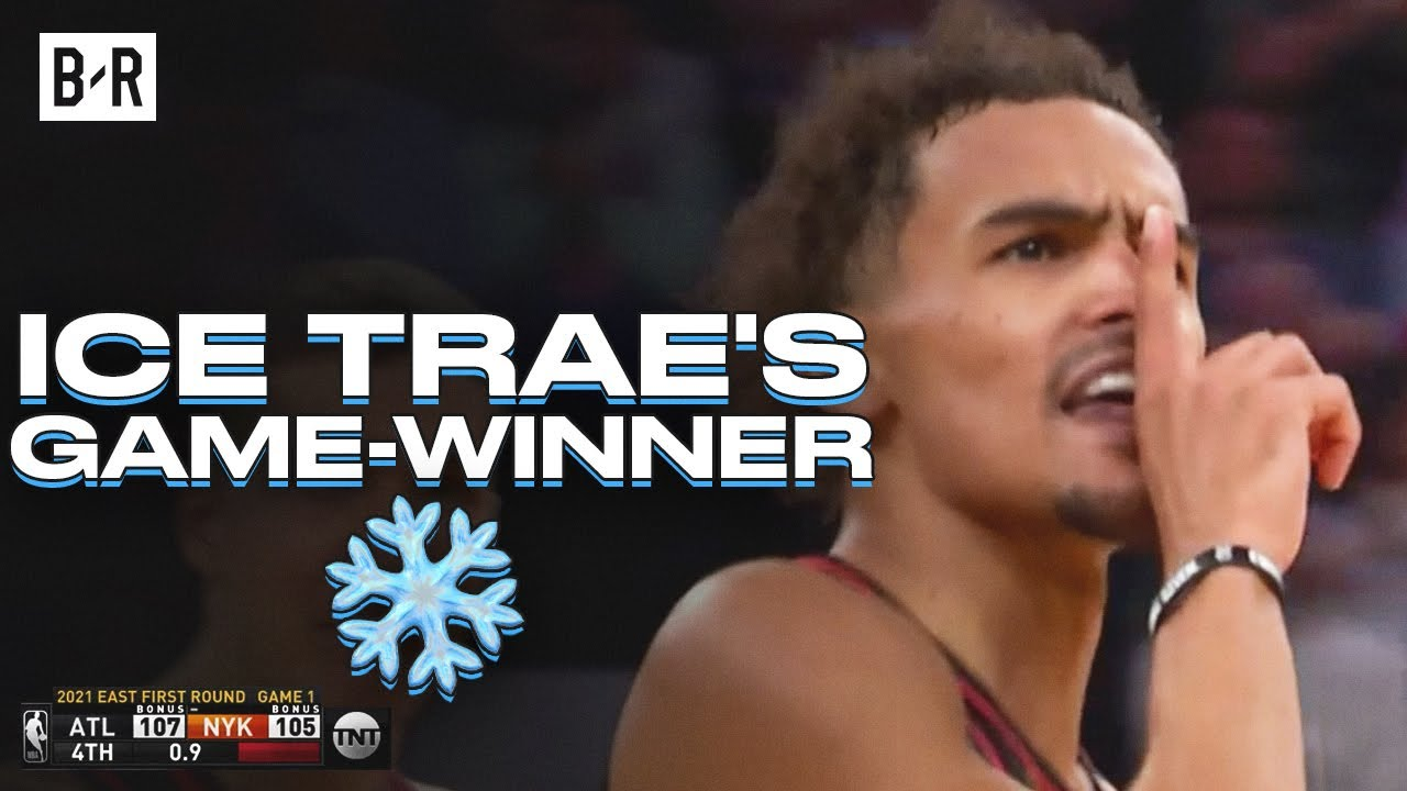 Recap: Trae Young Ices Knicks, Hawks Take Game 1 | The Knicks ...