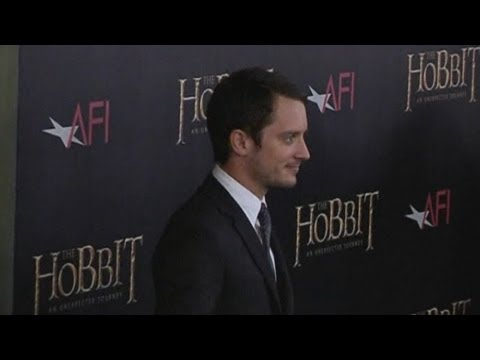 The Hobbit US premiere: Stars including Elijah Wood and Martin Freeman turn out