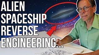 Bob Lazar Worked On Alien Spaceship Reverse Engineering: Lockheed Martin's Senior Scientist