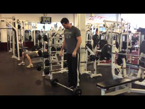 Fitness 19 Etiquette 101 – Please Re-Rack your Weights