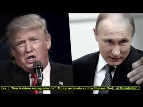 NOTICIAS 27-1-2017: TRUMP SIRIA, SANCIONES RUSIA, ADVERTENCIA GORBACHOV...