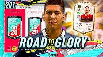 FIFA 20 ROAD TO GLORY #201 - HE'S SOOO GOOD!!