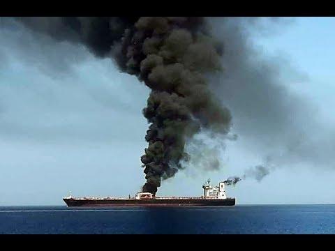 الأمم المتحدة تدين الهجمات على ناقلتي النفط بخليج عمان  - 18:55-2019 / 6 / 13