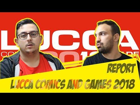 The Rolling Gamers - Report Lucca 2018 (interviste autori e editori)