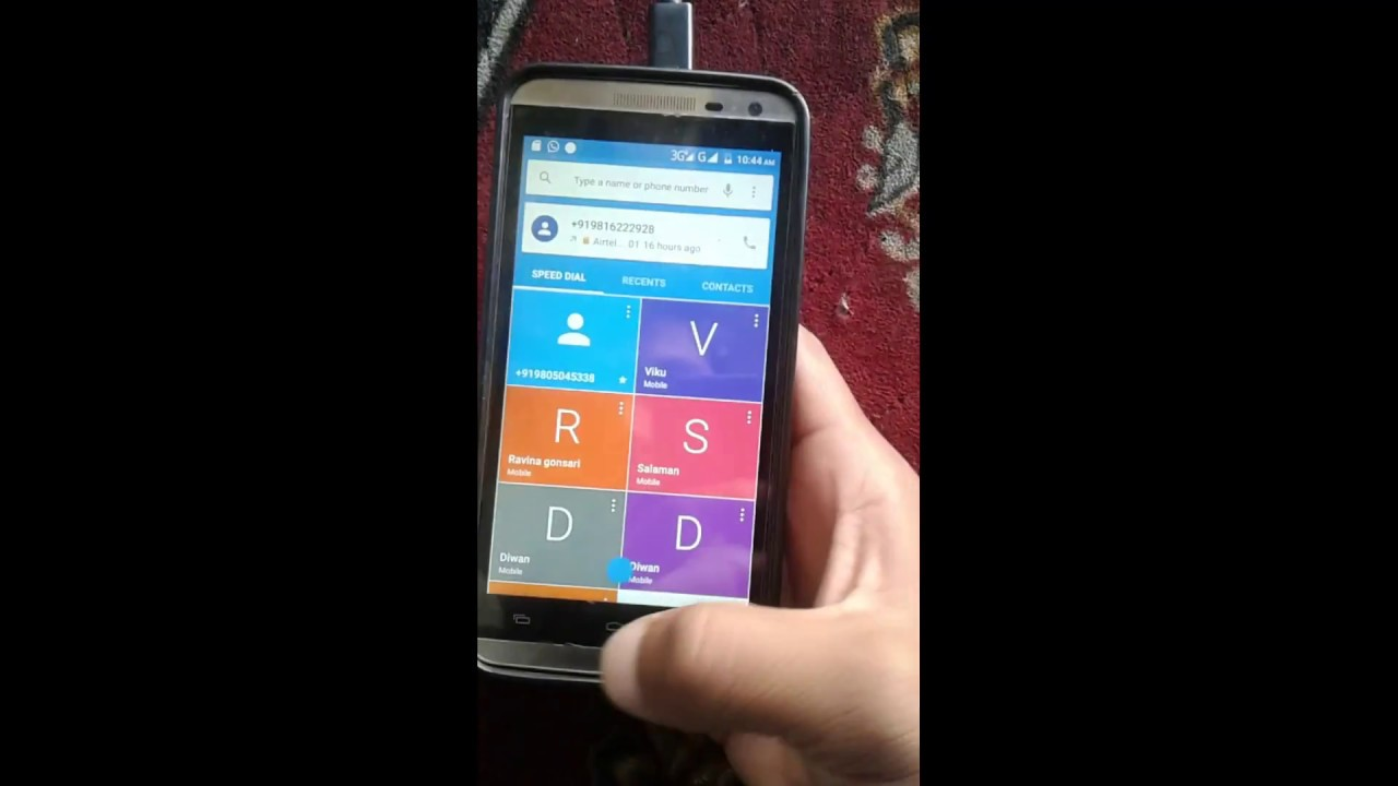 How solve sound problem for micromax device