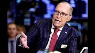 Trump Picks Human Blooper Reel Economist Larry Kudlow To Replace Gary Cohn
