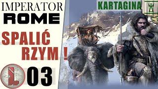 Inwazja na Sycylię Imperator Rome ⚔️ Gameplay PL  Kartagina #3