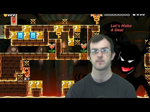 Super Mario Maker - Mario Vs Z 12