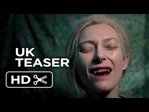 Only Lovers Left Alive Official UK Teaser (2014) - Fantasy Horror Movie HD