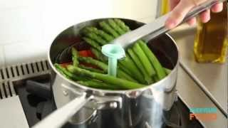 Vegetables with Garlic Oil   Everyday Food with Sarah Carey