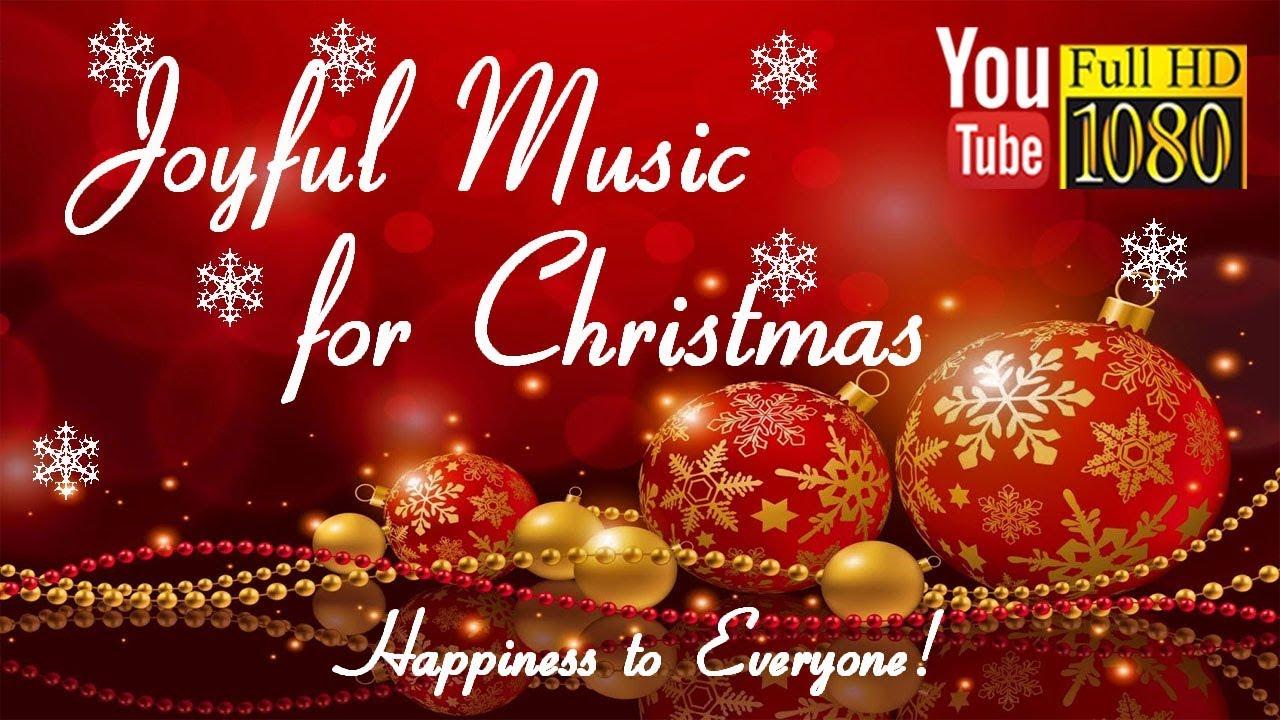 3 hours 🎄 Joyful Christmas & Happy New Year Music 2018 🎄 Relaxing ...