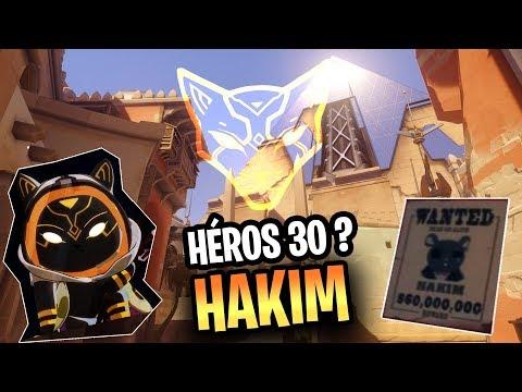 ► HAKIM ◄ TEASE et REVELATION du 30 ème HEROS ? [Lore & Théories] Overwatch FR thumbnail