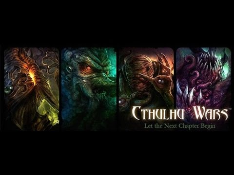 Cthulhu Wars review - Board Game Brawl