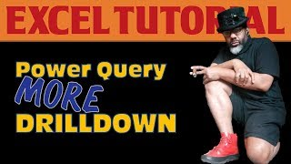Power Query Drill Down and RoundUp function to Round Up to the Nearest Whole Number - Pies