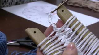 Crochê de grampo – Helen Mareth PT1