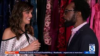 Dayna Previews Emmy Fashion With Jess And Megan